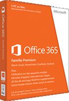 Microsoft Office 365 Home Premium 5-PC/MAC 1 year