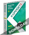 Kaspersky Tablet Security 1-TABLET 1 year